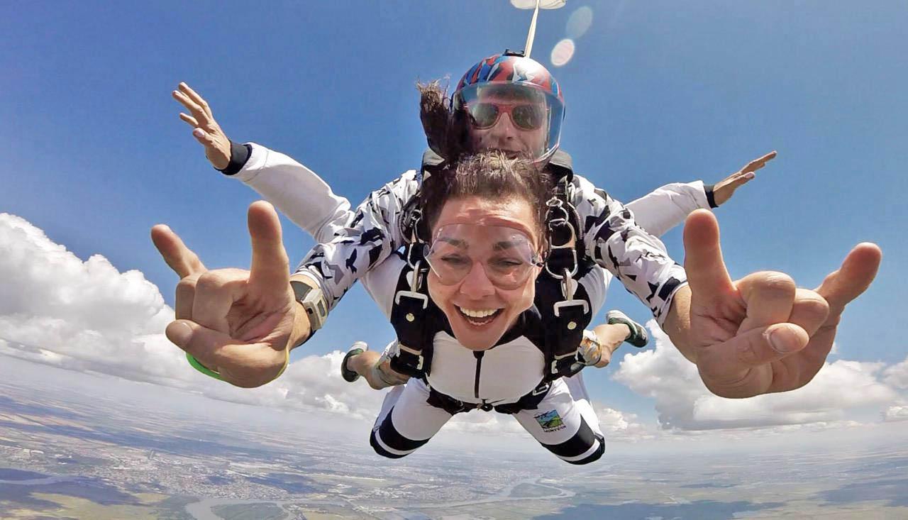 прыжки с парашютом ростов на дону