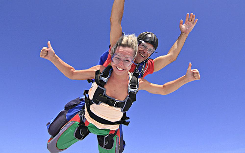 прыжки с парашютом москва