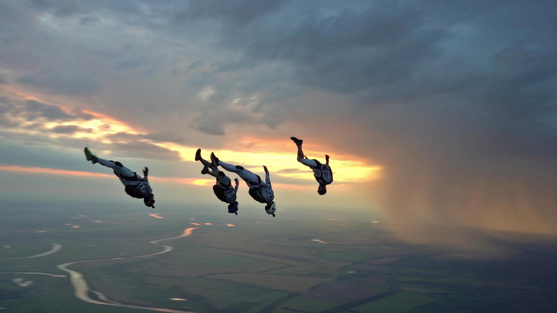прыжки с парашютом в краснодаре 2020