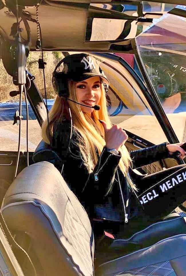 полет на вертолете сочи