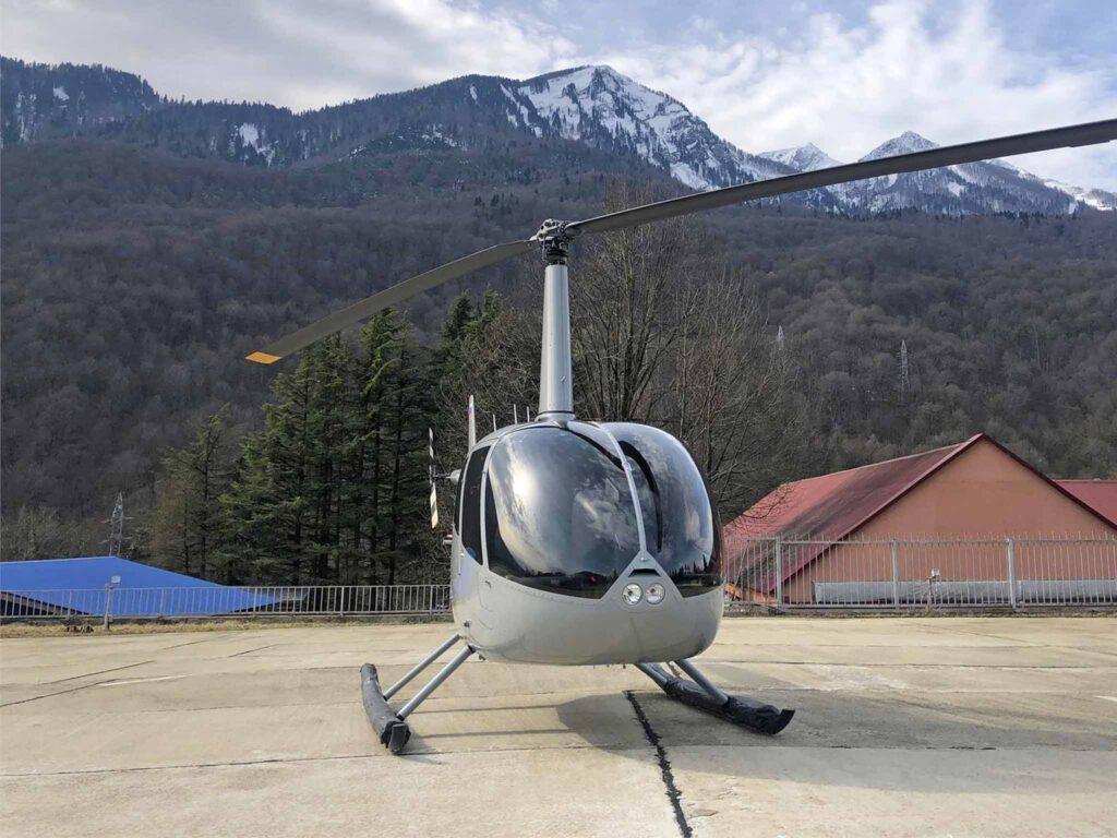 вертолет в сочи адлер