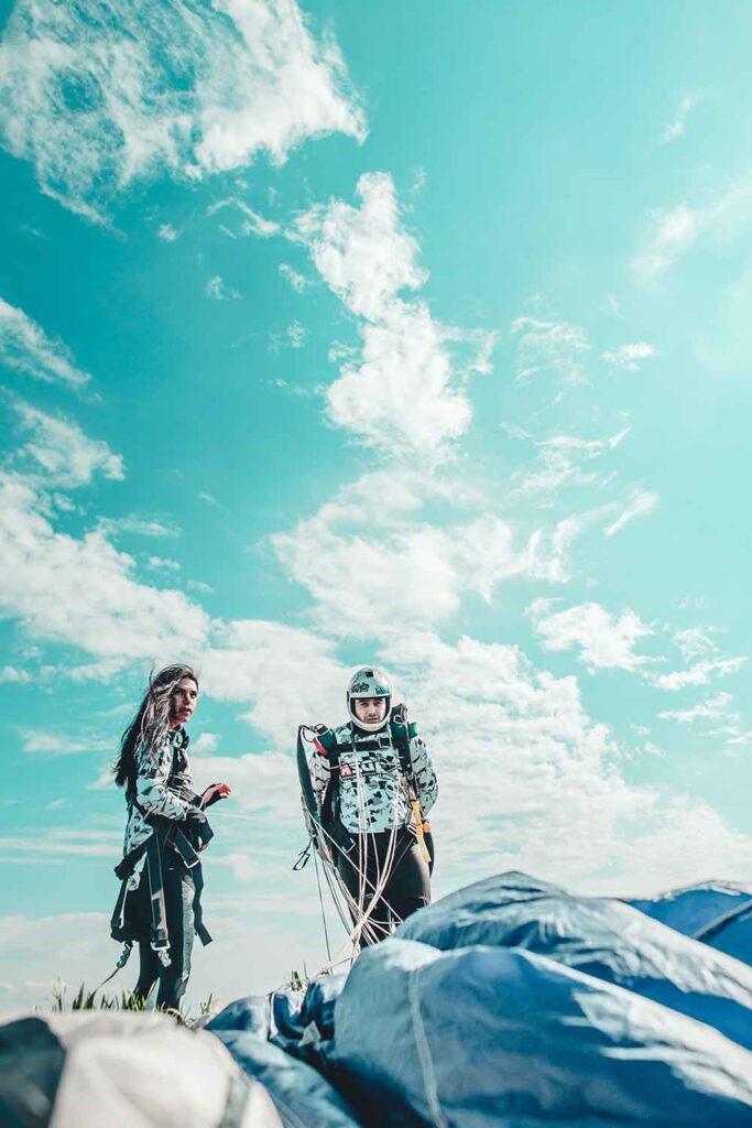 прыжки с парашютом бесплатно