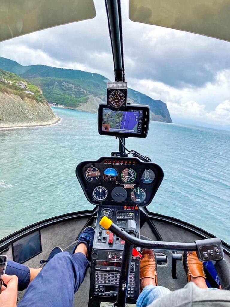 новороссийск вертолеты