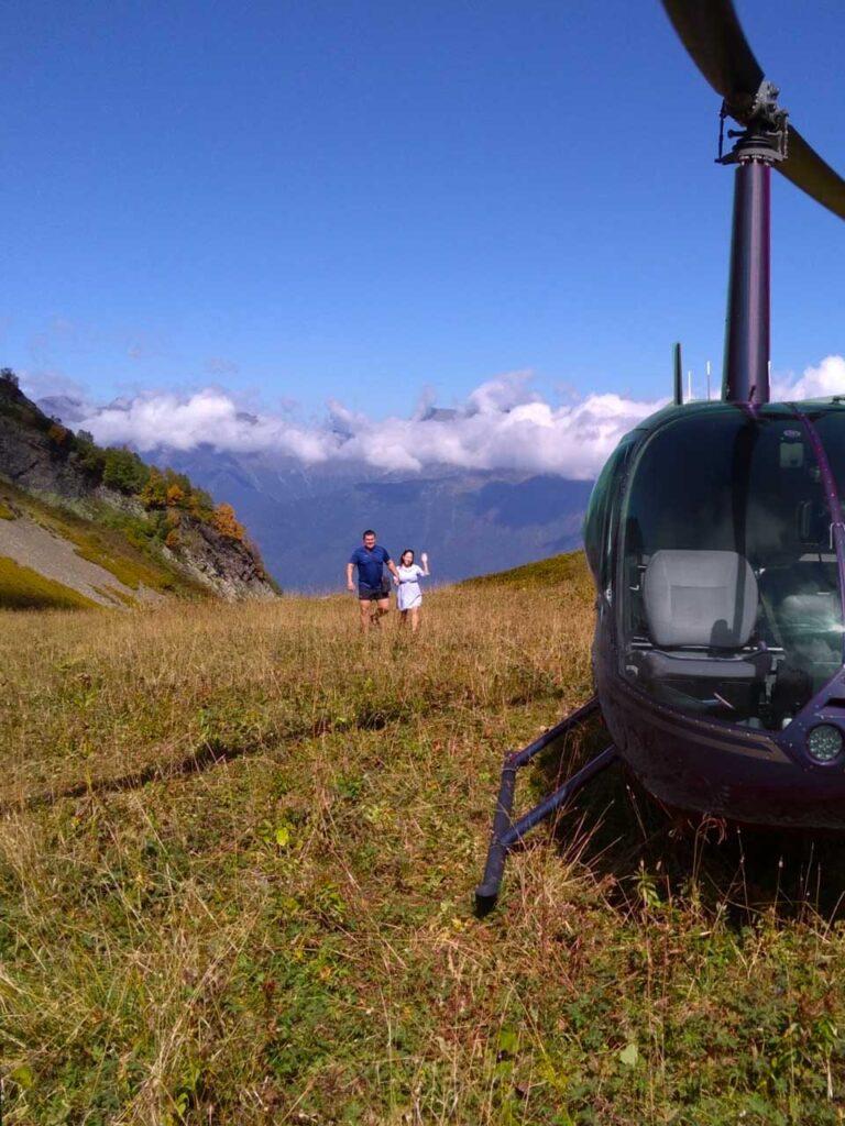 вертолет эстосадок